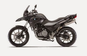 bmw g650gs aurawhite-blackgreyseat