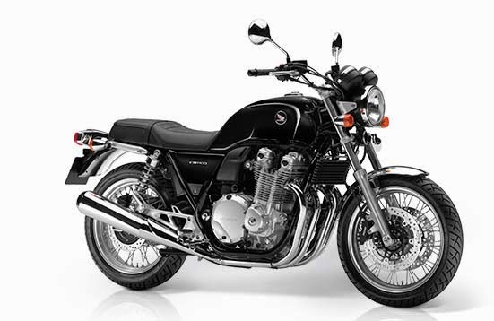 Honda CB1100 EX black