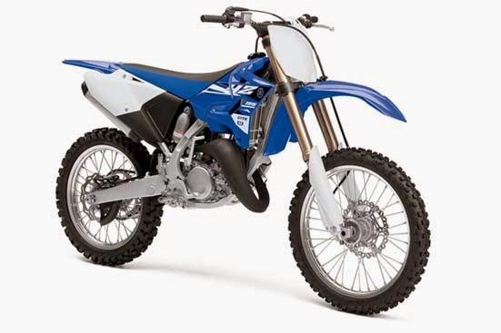 Yamaha YZ125 -1