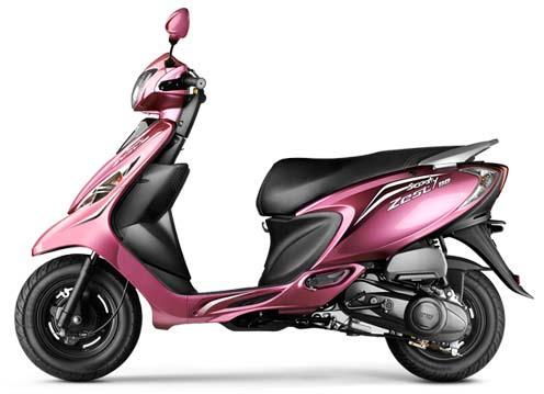tvs-scooty-zest-powerful-pink