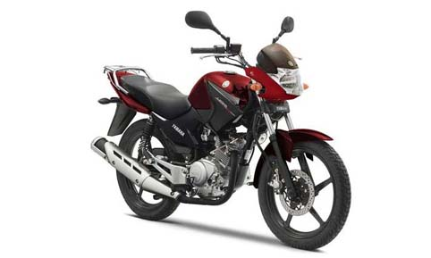 yamaha-ybr125-red